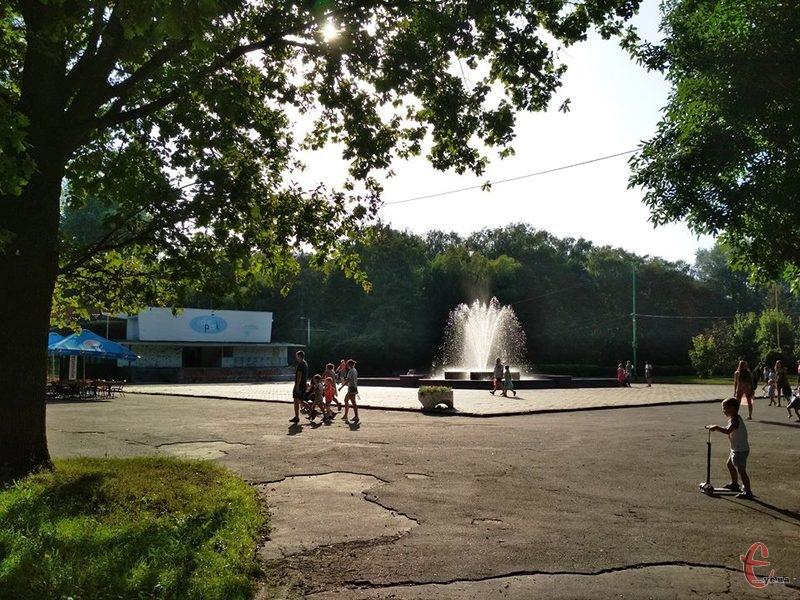Вартість проекту реконструкції парку – 400 тисяч гривень