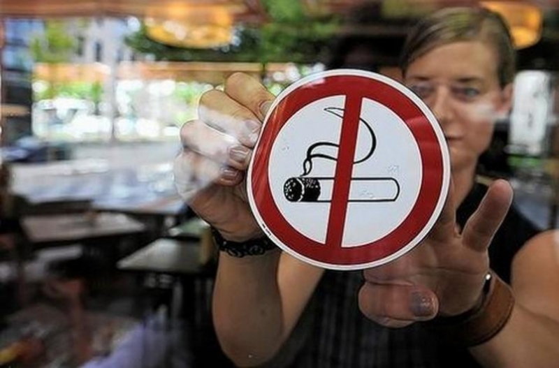 Законодавство про заборону куріння в закладах харчування ресторанного господарства діє в Україні вже три роки