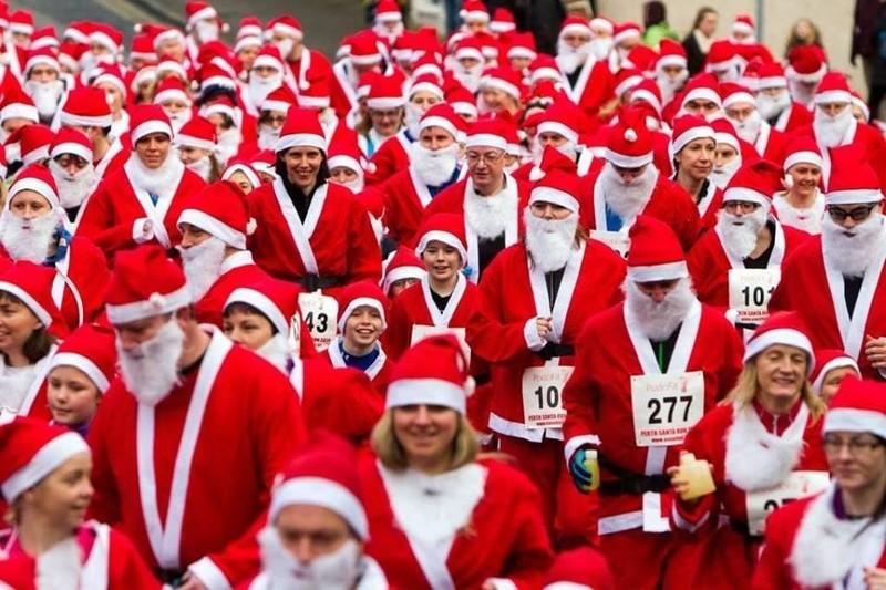 «Christmas run» відбудеться цією суботи у Хмельницькому