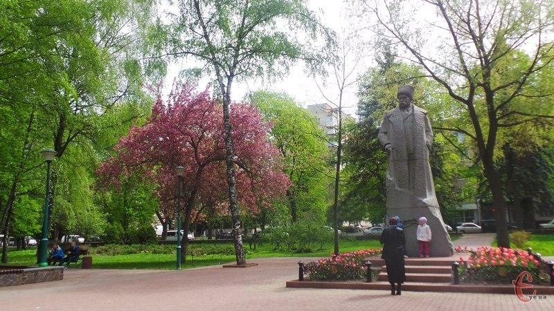 У Хмельницькому вшанують Шевченка