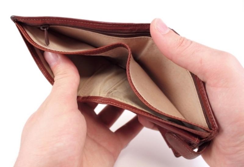 Середній розмір зарплати на Хмельниччині становить трохи більше трьох тисяч гривень