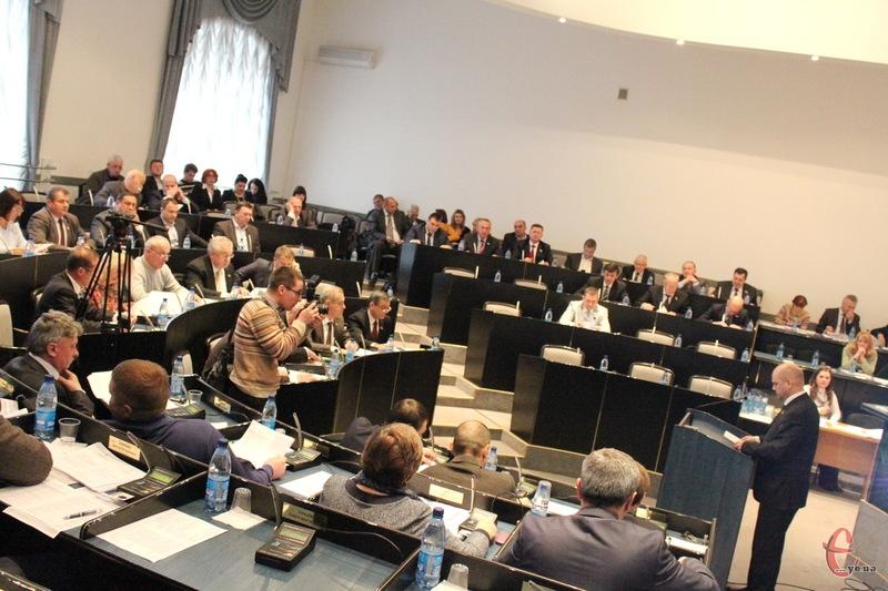 Рішення про заснування відзнаки Мужність і відвага підтримала більшість депутатів Хмельницької міської ради