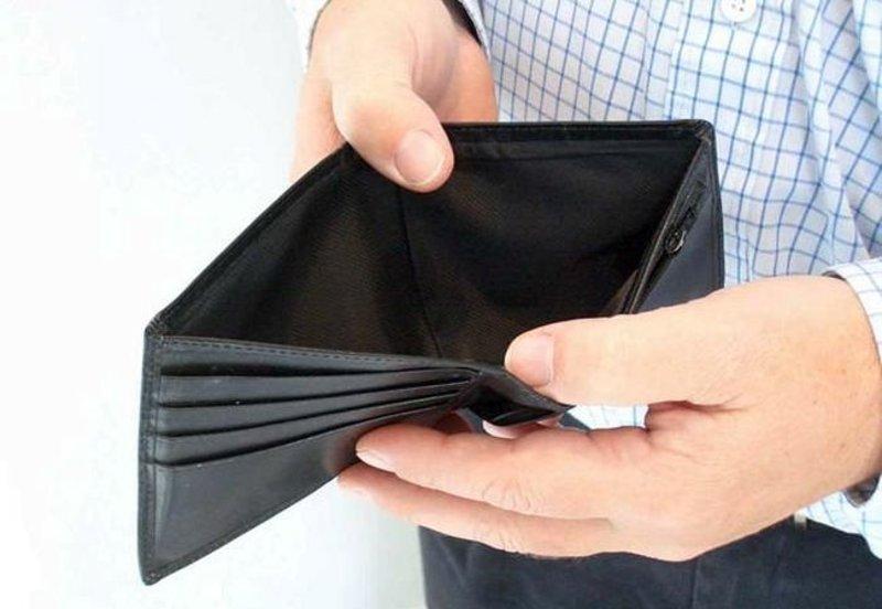 ЗА останніми даними хмельничанам не виплатили ще 6,3 мідбйони гривень зарплат