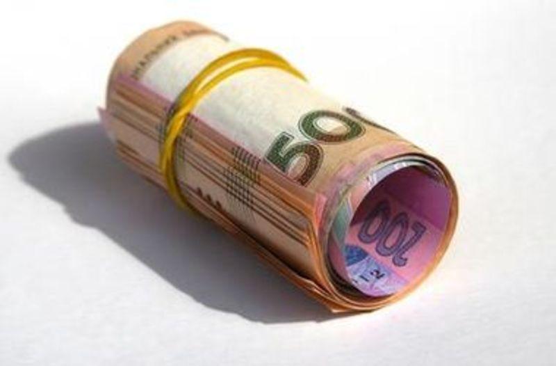 Дані щодо заборгованості зарплати станом на 30 листопада