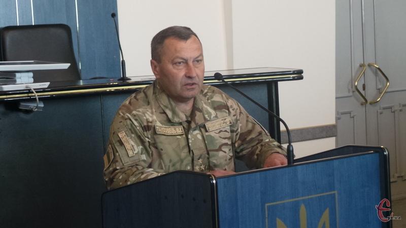 Військовий комісар Віктор Тамбовець розповів про проблеми призову
