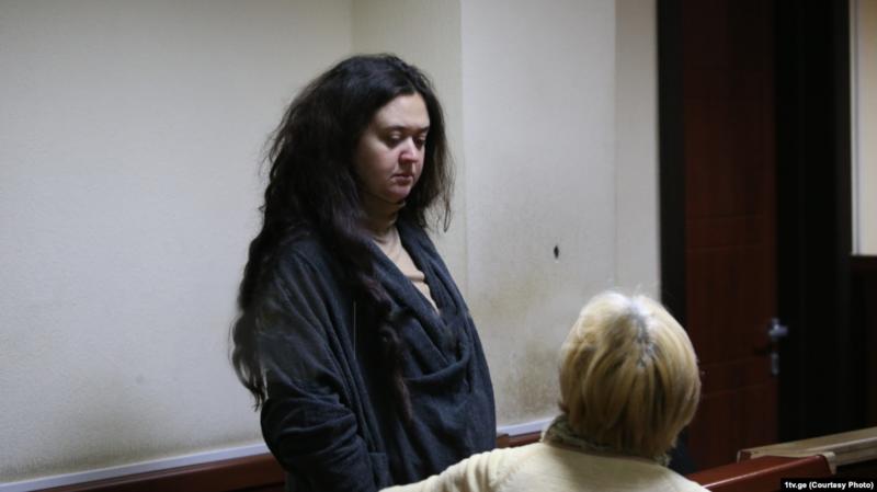 Під арештом Юлія Сусляк пробуде до 25 липня
