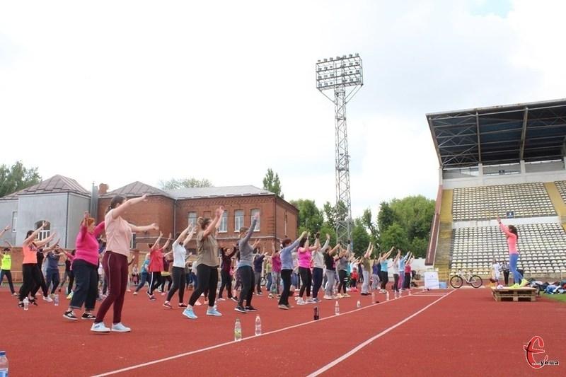 Організатори проєкту «Fitness city» пропонують учасникам обрати кращого тренера