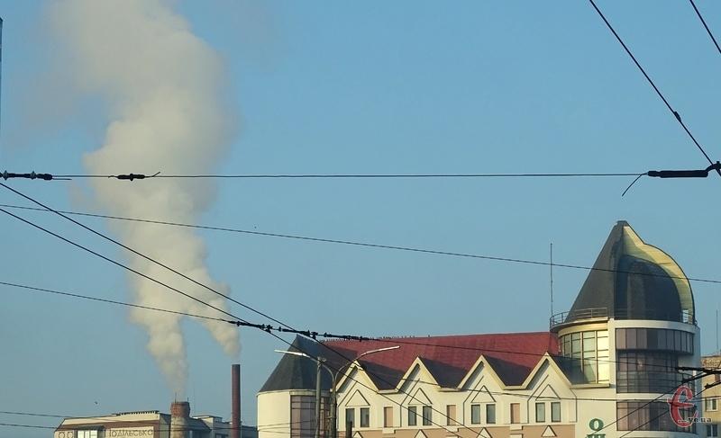 Містяни можуть в онлайн-режимі перевіряти якість повітря