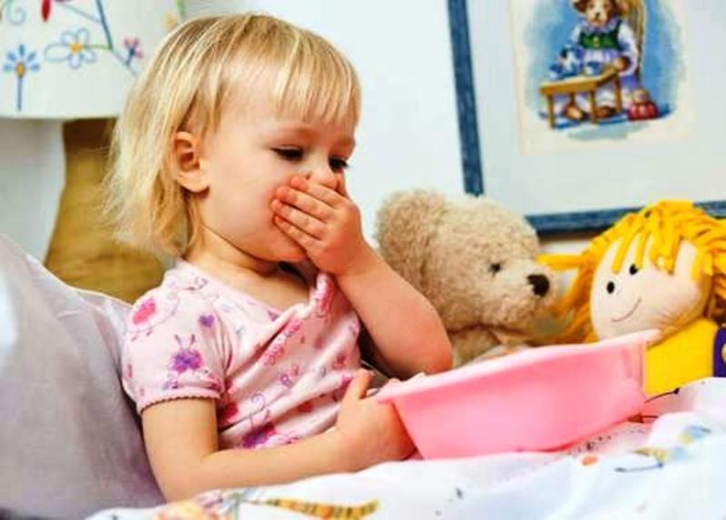 При появі перших ознак захворювання, особливо у маленьких дітей, слід негайно звернутися до лікаря
