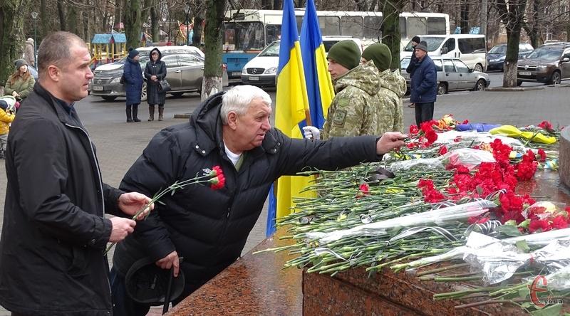 У Хмельницькому вшанували пам'ять воїнів-афганців
