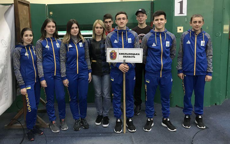 З медалями повернулись хмельничани зі Львова.