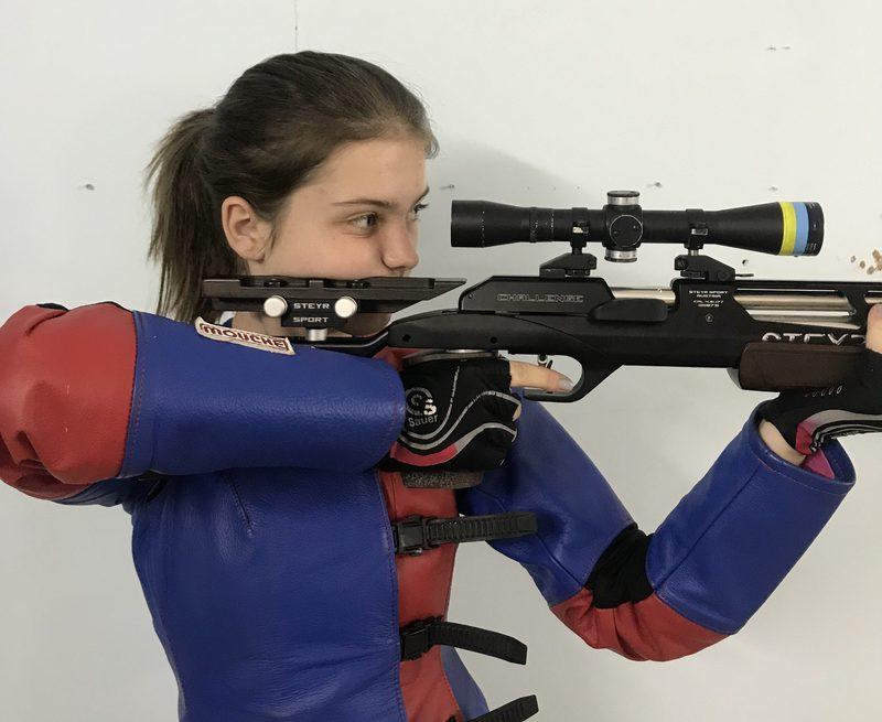 Норматив майстра спорту виконала тринадцятирічна Софія Бондар.