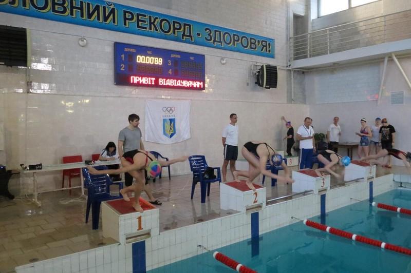 У Вінниці за нагороди в 10 дисциплінах змагалися більше 100 юних спортсменів