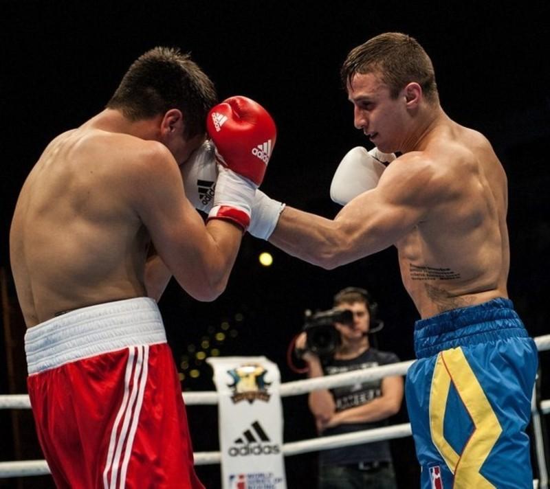 Денис Лазарєв (праворуч) не зумів кваліфікуватися на Олімпіаду-2016