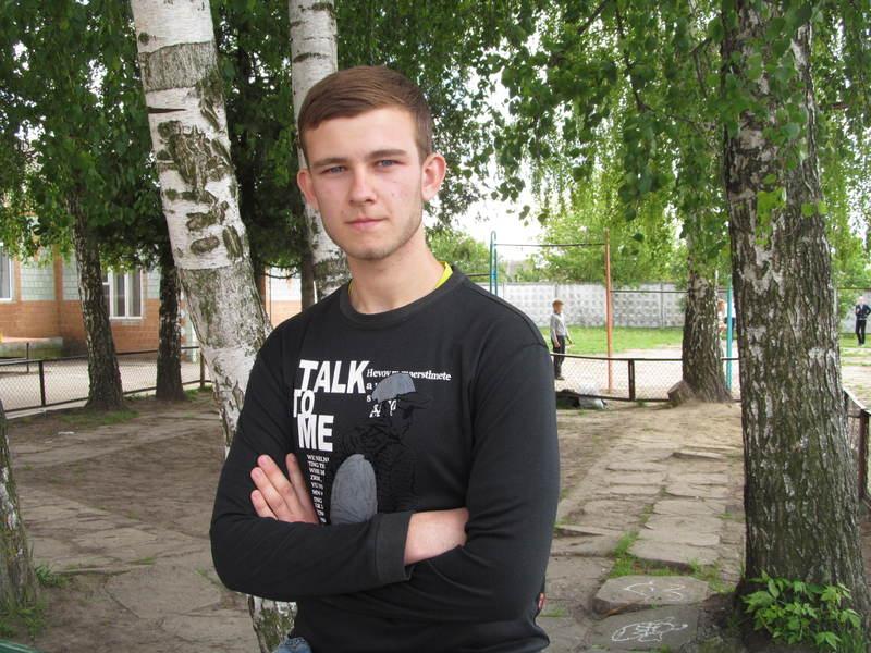 Тарас Мохнач – відмінник з другого класу. Йому легко даються знання як з гуманітарних, так і з точних наук.