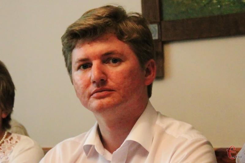Олесь Вітряний тепер вже офіційно очолив Балтську РДА Одеської області