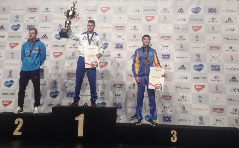 Хмельничанин став бронзовим призером чемпіонату світу з кікбоксингу WAKO