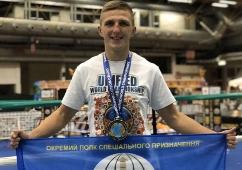 Олександр Ястребов втретє став чемпіоном світу з кікбоксингу ВТКА