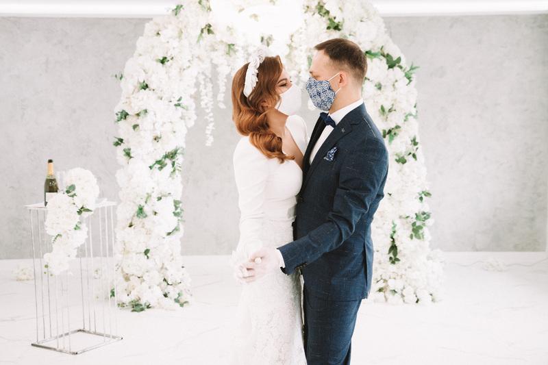 Ігор та Інна наважилися відгуляти весілля онлайн