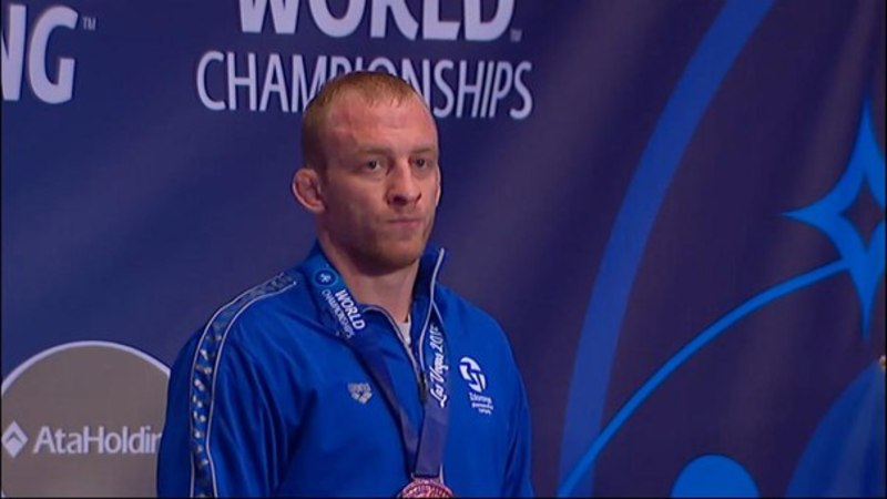 Павло Олійник - бронзовий призер Всесвітніх ігор серед військовослужбовців