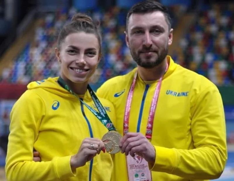 Марина Бех-Романчук - краща атлетка року, її наставник Вадим Крушинський - кращий тренер 2020-го