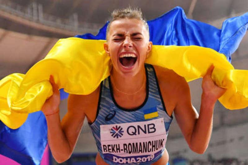 Марина Бех-Ромачнук стала срібною призеркою чемпіонату світу 2019 року