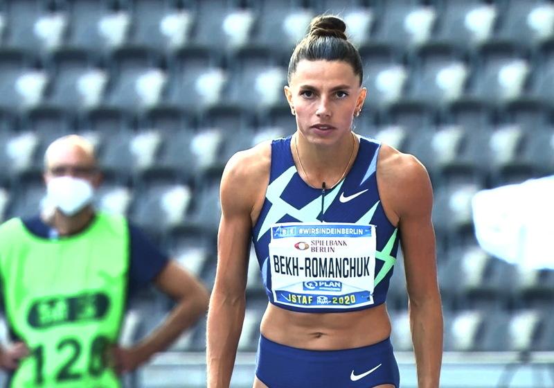 Марина Бех-Романчув перемогла на турнірі «ISTAF Berlin 2020»