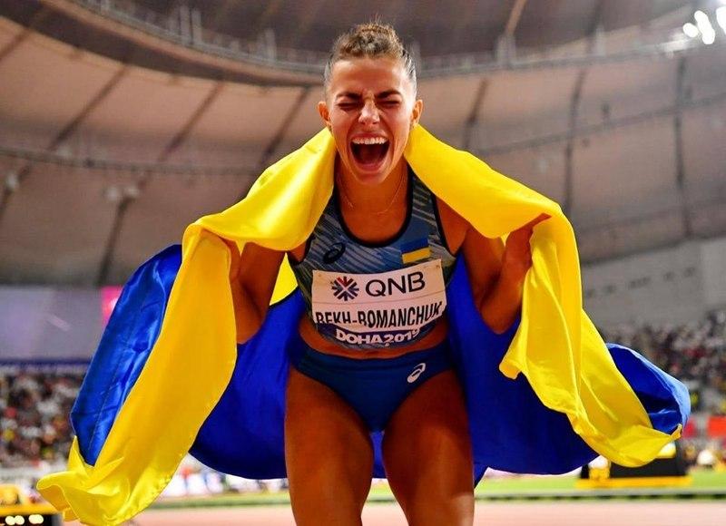 Спортсменку відзначив Національний олімпійський комітет