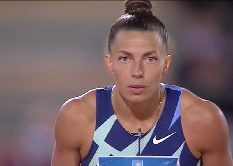 Марина Бех-Романчук у Флоренції здобула бронзову нагороду на етапі Діамантової ліги