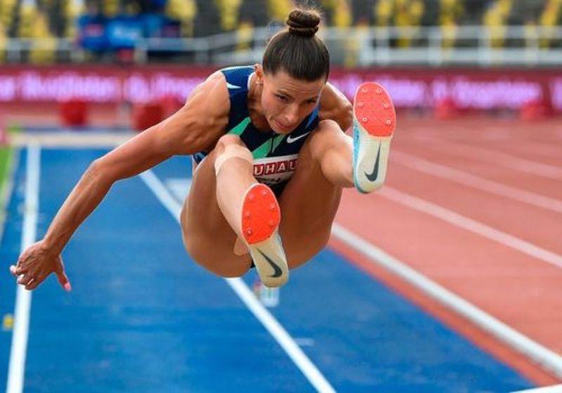 Бех-Романчук відкривала сезон результатом 6.64 метри