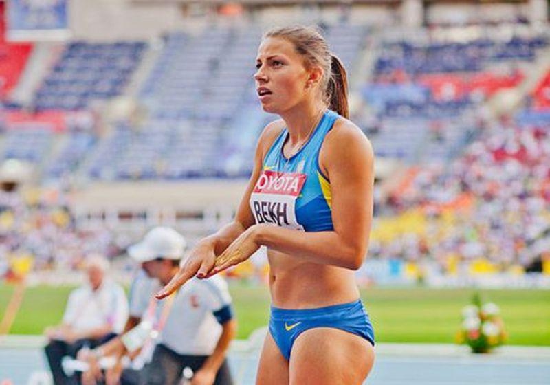 Марина Бех здобула Кубок України завдяки дальньому стрибку в останній спробі