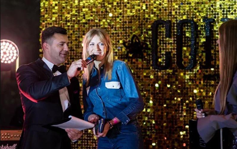 Леся Нікітюк, яка віднедавна працює на Новому каналі, стала Ведучою року