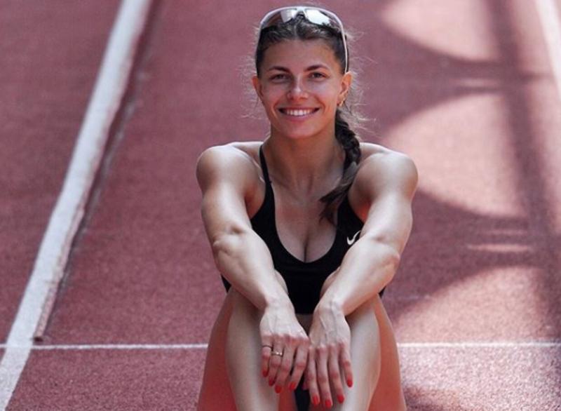 Марина Бех вкотре підтрвердила, що вона є найсильнішою спортменкою країни в секторі стрибків у довжину