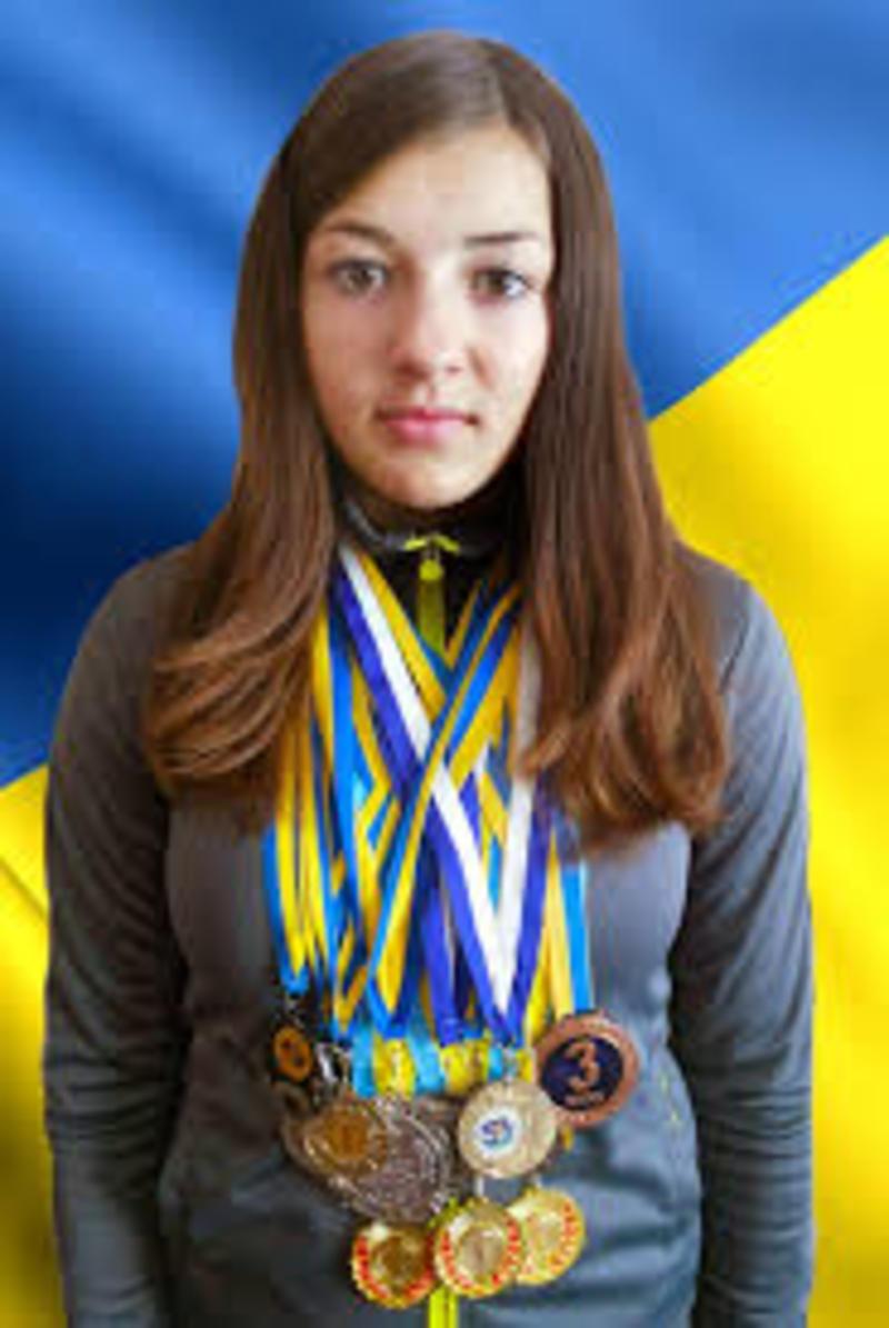 Анжела Шемракович була найшвидшою на чотирьох дистанціях.