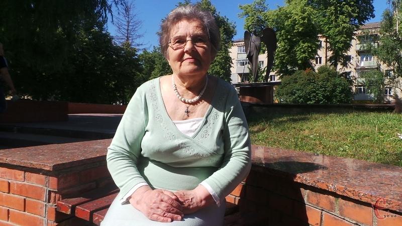 «Я завжди по житті задаю собі запитання - «Якщо не я то хто?», - каже Тетяна Галушко