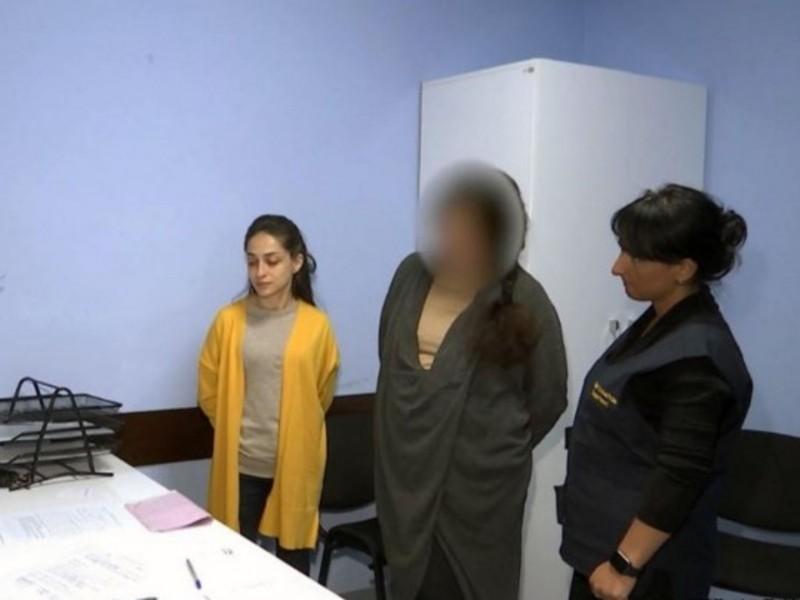 Жінку затримали в Грузії