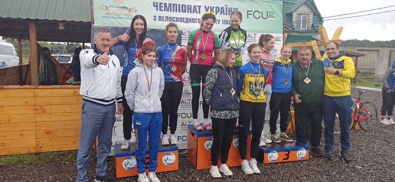 За півтора тижня на спортсменів чекає ще один чемпіонат України у багатоденній гонці на шосе