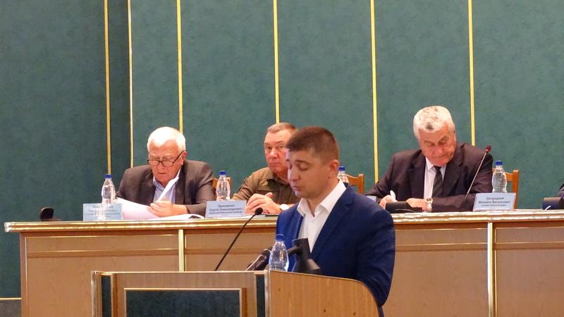 Сергій Дашковський зазначив, що підготовка до опалювального сезону відбувається згідно із планами