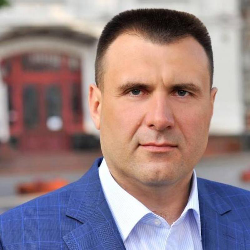 Прізвище Сергія Мандзія - у виборчому списку «Слуги народу» під номером 136