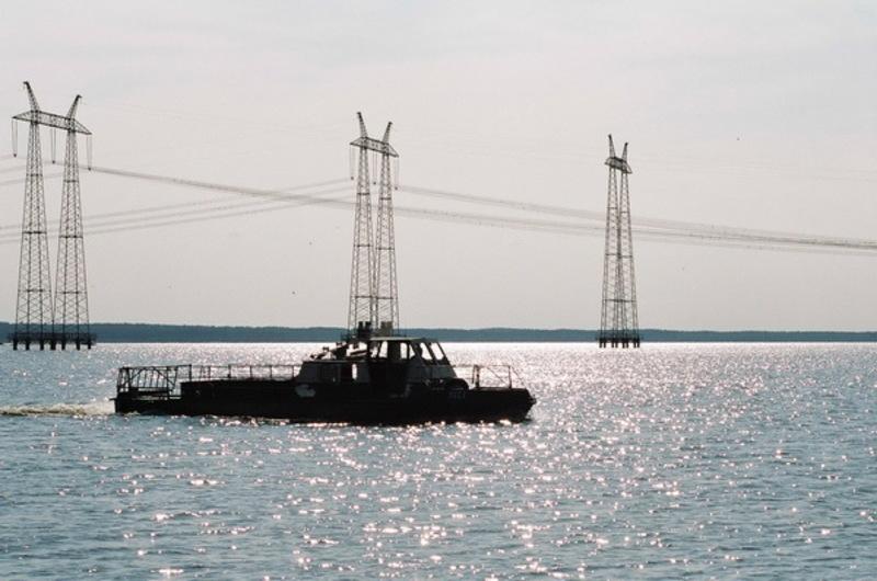 Серед об'єктів, які посилено охороняються - водойма-охолоджувач.