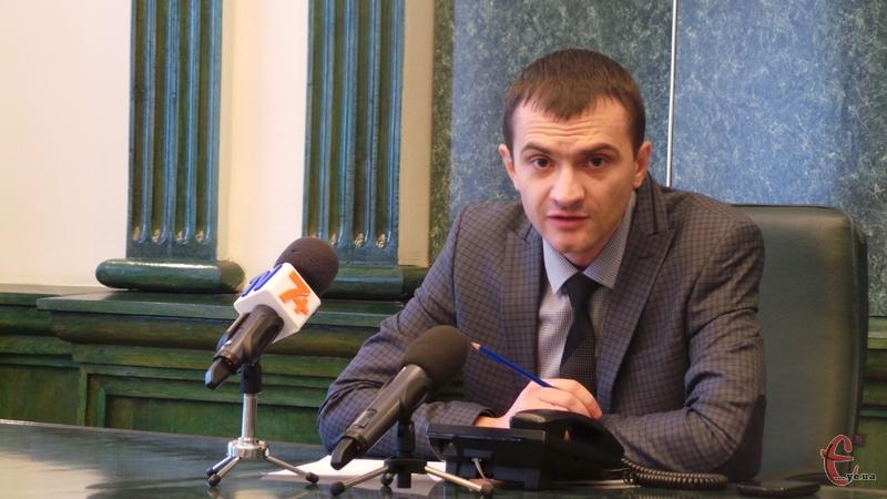 Олександр Симчишин назвав вирішення проблеми із міською лазнею один з пріоритетних завдань