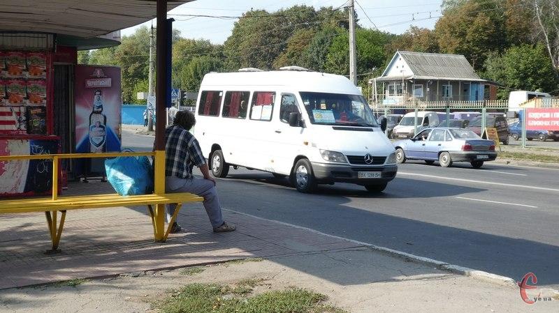 Міську владу просять дозволити школярам їздити у маршрутках безкоштовно