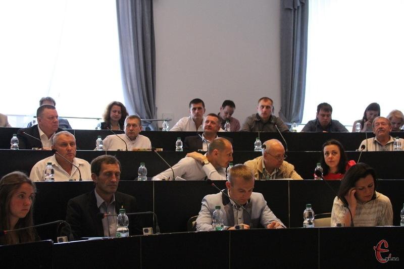 20 липня Хмельницька міська рада має розглянути майже 70 питань