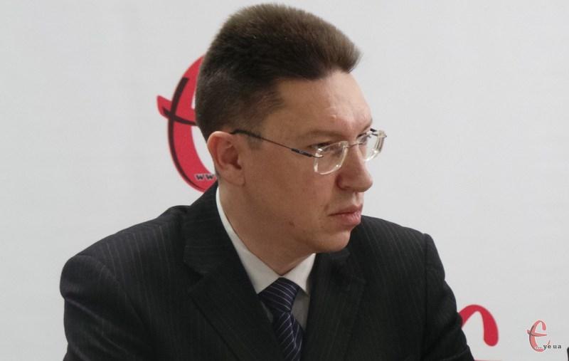 Андрій Бондаренко вже ознайомився з проблемами міста
