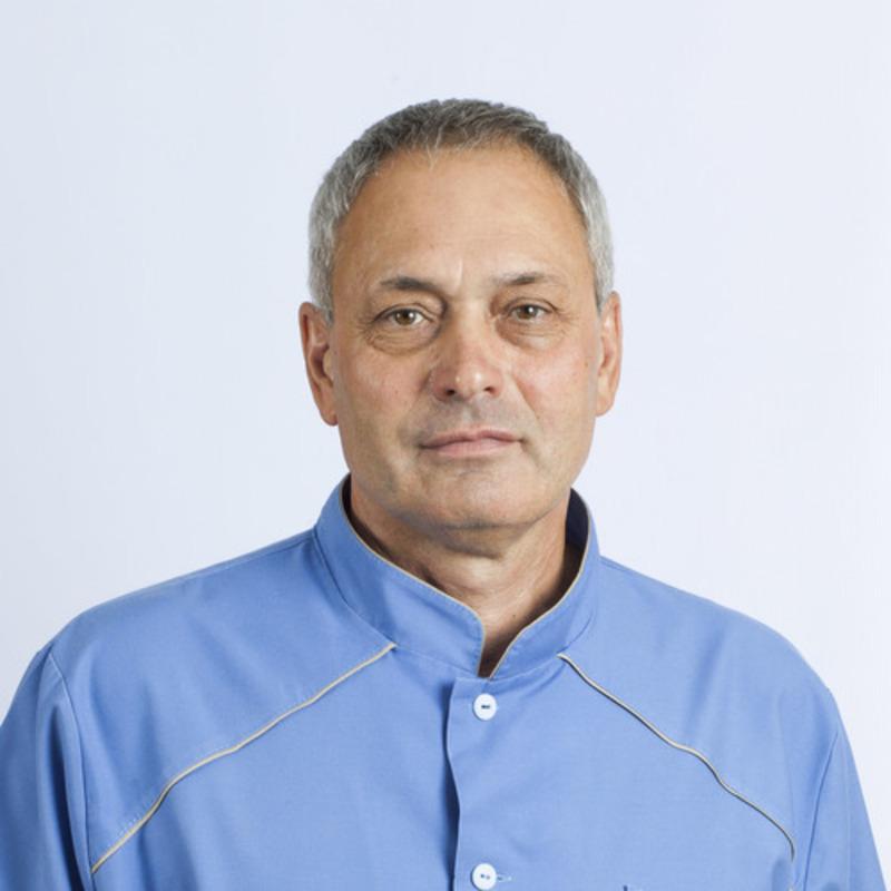 Михайло Заяц - директор міської стоматлікарні