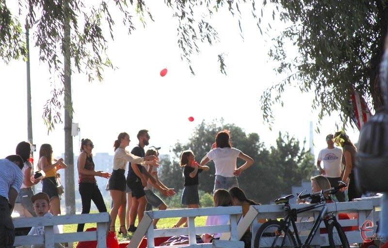 Подію проведуть у Молодіжному парку