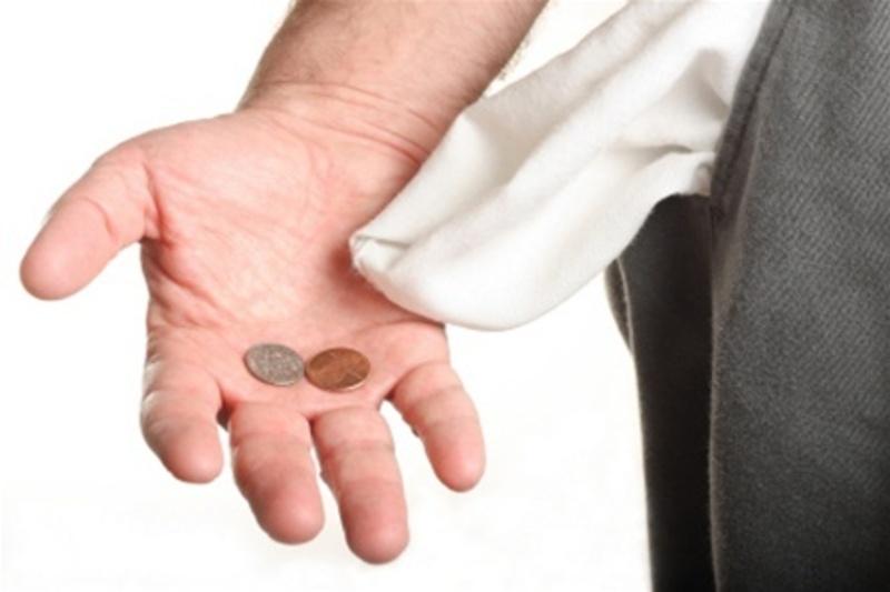 Середньомісячна заробітна плата штатних працівників за січень-червень по області становила 3096 гривень