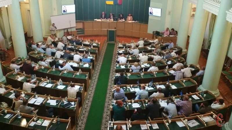 Депутати Хмельницької облради вимагають не підвищувати ціну на газ для населення