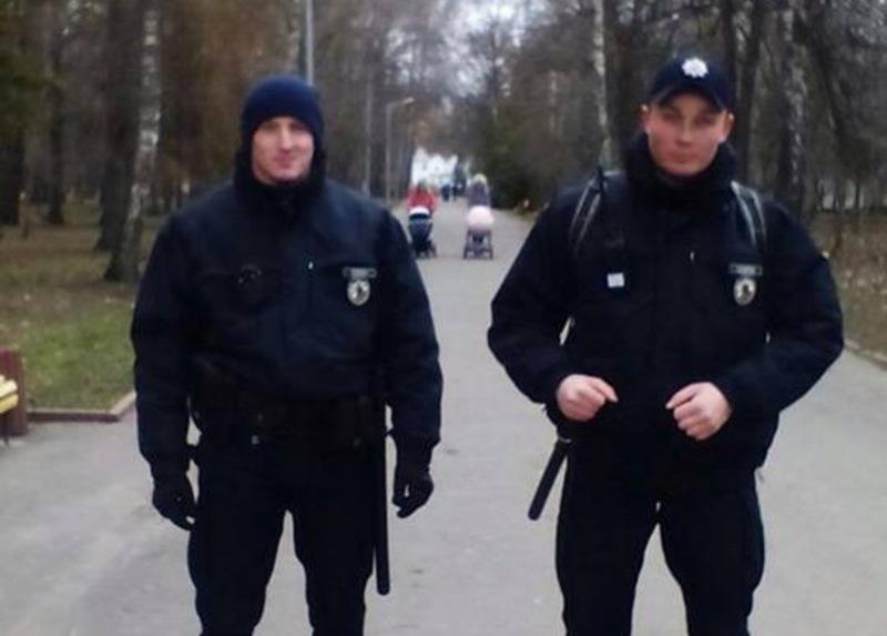 Поки що патрулі в парку стежать за порядком у вихідні та святкові дні