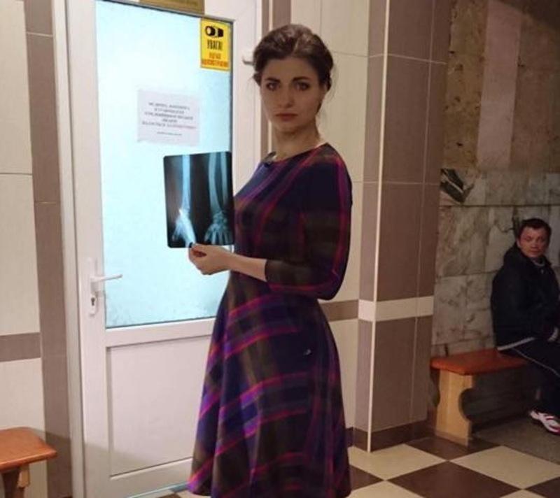 За фактом інцидентом, який стався з Наталією Кудряшовою в Хмельницькому, відкрили кримінальні провадження